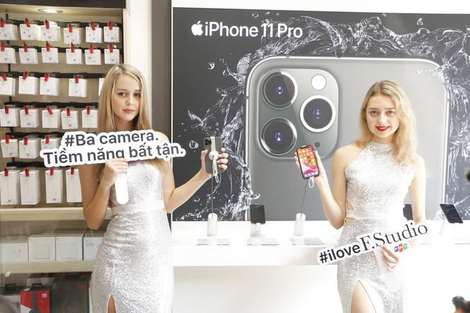 Bộ 3 iPhone 11 chính thức lên kệ tại FPT Shop cùng chương trình thu cũ đổi mới, trả trước 0 đồng và trả góp ảnh 2