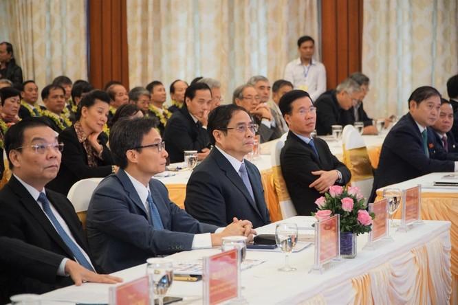 Tiến sĩ Lê Doãn Hợp – Chủ tịch danh dự Hội Truyền thông Số Việt Nam được vinh danh Trí thức Khoa học Công nghệ tiêu biểu năm 2019 ảnh 3