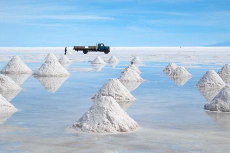 Cuộc chiến địa kinh tế nhằm tranh giành tài nguyên chiến lược Lithium ở Bolivia ảnh 2