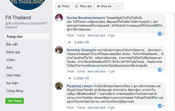 """Báo chí và người hâm mộ Thái Lan nói gì về việc bị U22 Việt Nam cho """"xách vali về nước""""? ảnh 2"""