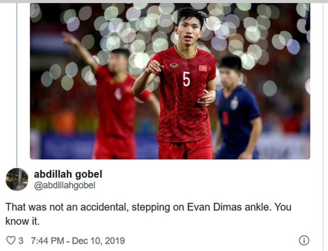 """Thất vọng vì thua đậm, người hâm mộ Indonesia cáo buộc Việt Nam có """"chiến thuật bẩn"""" để giành huy chương vàng bóng đá SEA Games ảnh 8"""