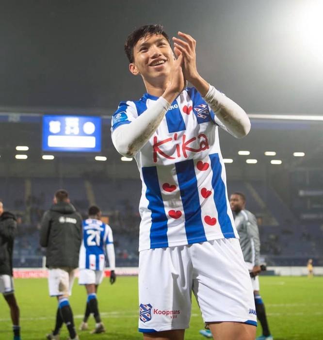 Đoàn Văn Hậu lần đầu tiên được thi đấu cho đội 1 SC Heerenveen ảnh 5