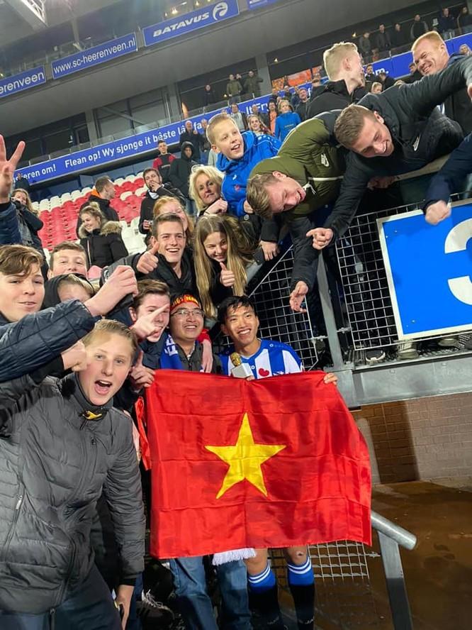 Đoàn Văn Hậu lần đầu tiên được thi đấu cho đội 1 SC Heerenveen ảnh 7