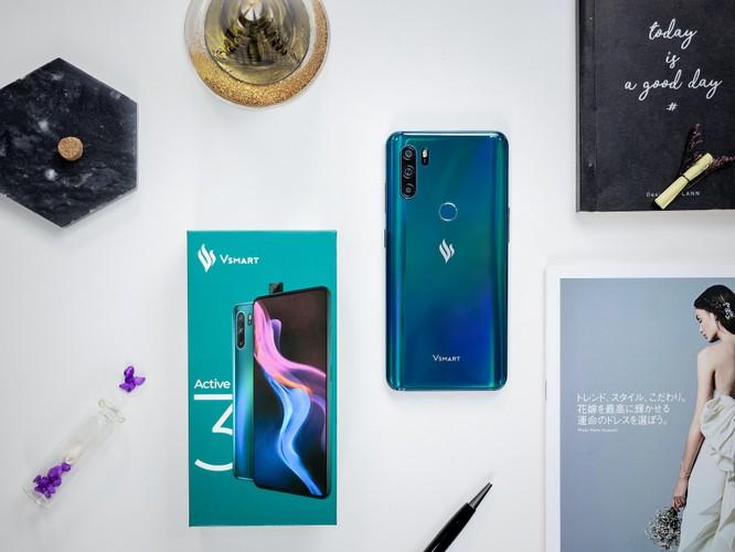 Điện thoại Vsmart Active 3 mà VinSmart vừa ra mắt có gì đặc biệt? ảnh 1