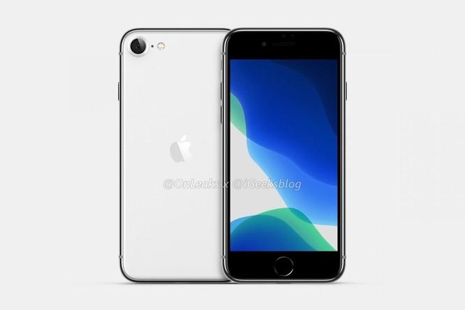 Xuất hiện thông tin về mẫu iPhone 9 Plus của Apple: một sự pha trộn giữa iPhone 8 và iPhone 11 ảnh 2