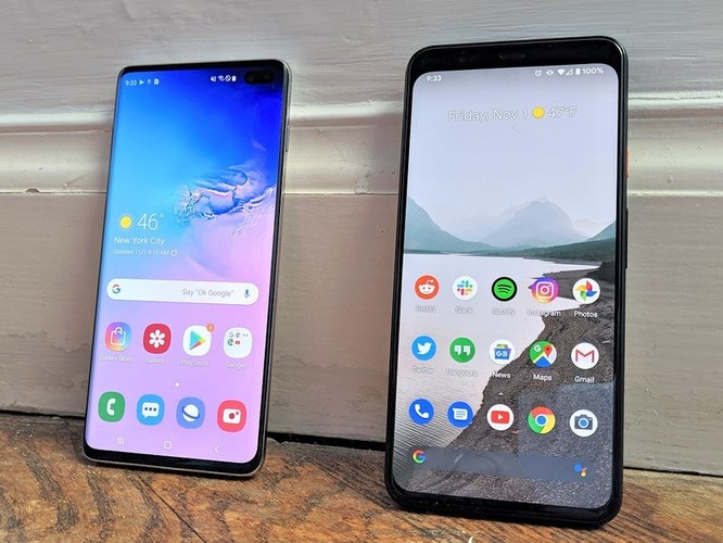 Samsung đã giảm giá Galaxy S10 sau khi ra mắt Galaxy S20, nhưng có 5 lý do bạn nên mua Pixel 4 thay vì Galaxy S10 ảnh 1