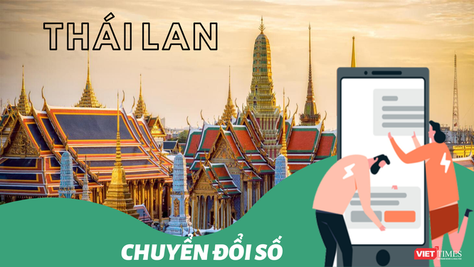 Thái Lan đang chuyển đổi số như thế nào? ảnh 1