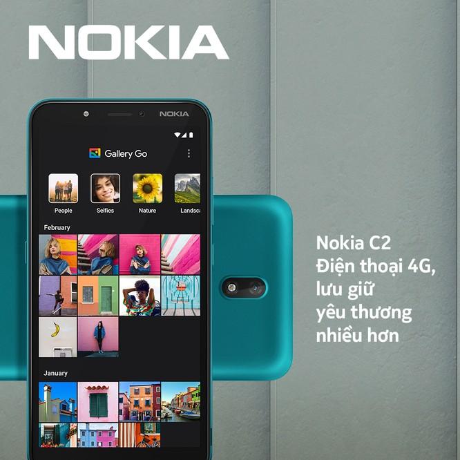 HMD ra mắt Nokia C2 tại Việt Nam ảnh 1