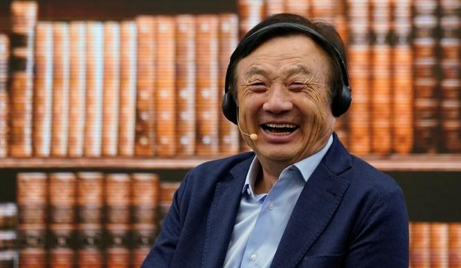 """CEO Huawei Nhậm Chính Phi: """"Tôi là một thủ lĩnh bù nhìn"""" ảnh 1"""