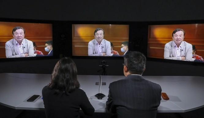 """CEO Huawei Nhậm Chính Phi: """"Tôi là một thủ lĩnh bù nhìn"""" ảnh 4"""