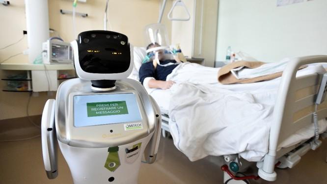 Virus Corona sẽ thúc đẩy ngành sản xuất robot? ảnh 2