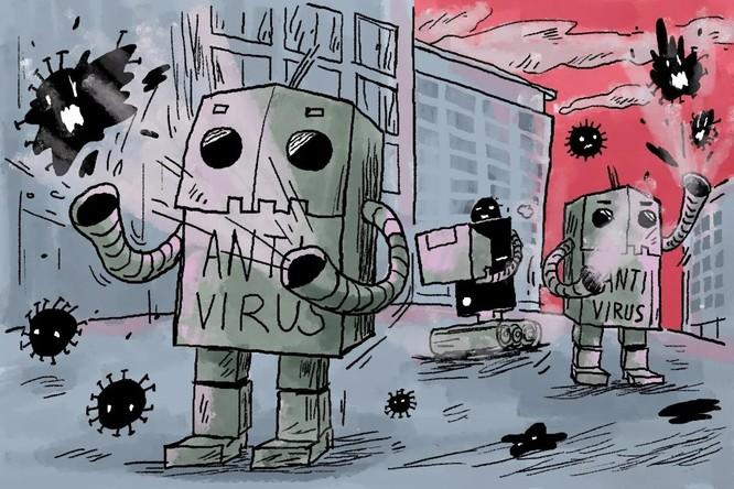 Virus Corona sẽ thúc đẩy ngành sản xuất robot? ảnh 1