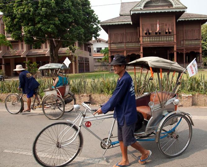 Dạo một vòng khám phá xích lô tại các quốc gia châu Á ảnh 10