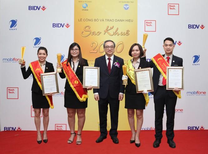 MISA giành 4 danh hiệu Sao Khuê 2020 và lọt top 10 sản phẩm CNTT xuất sắc ảnh 1