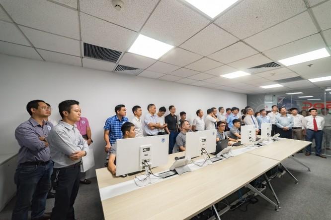 SAVIS ra mắt hệ giải pháp Chuyển đổi số và Trung tâm Giám sát An ninh mạng ảnh 3