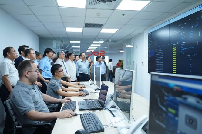 SAVIS ra mắt hệ giải pháp Chuyển đổi số và Trung tâm Giám sát An ninh mạng ảnh 4