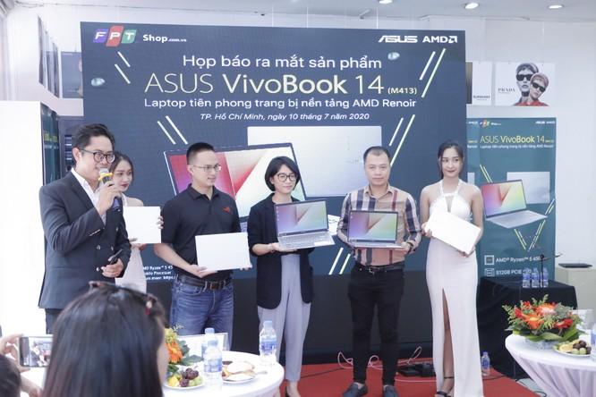 FPT Shop mở bán VivoBook M14, tặng phiếu mua hàng trị giá 1 triệu đồng ảnh 1