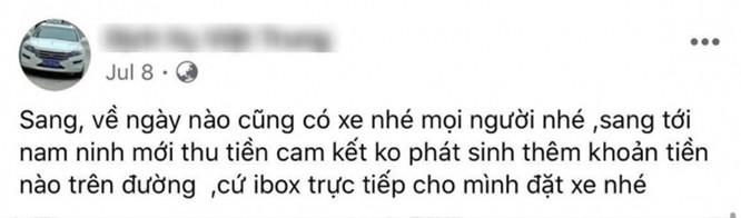 Giật mình với những quảng cáo đưa người qua biên giới Việt - Trung trốn cách ly trên mạng xã hội ảnh 2