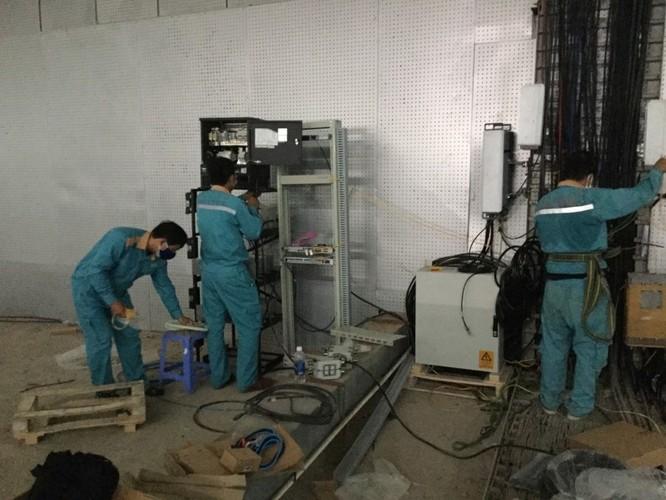 Viettel hoàn hành phủ sóng 4G bệnh viện dã chiến Đà Nẵng ảnh 1