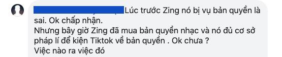 Người dùng mạng xã hội bình luận gì về việc VNG kiện TikTok? ảnh 7