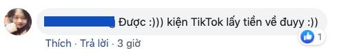 Người dùng mạng xã hội bình luận gì về việc VNG kiện TikTok? ảnh 2