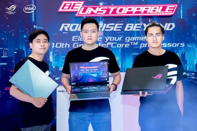 """ROG Zephyrus Duo 15 – laptop gaming 2 màn hình """"cực độc"""" ra mắt tại Việt Nam ảnh 4"""