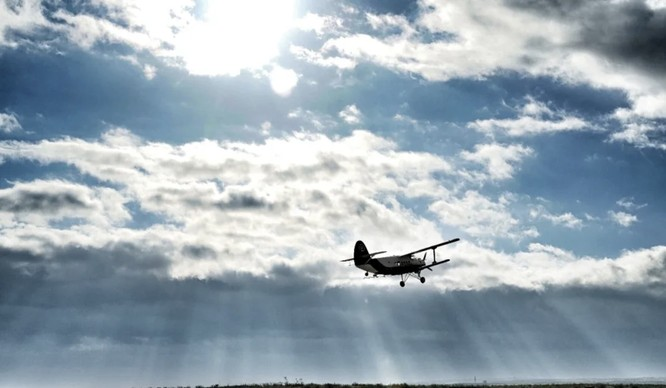 Trung Quốc chế tạo máy bay không người lái kích thước khổng lồ để làm gì? ảnh 1