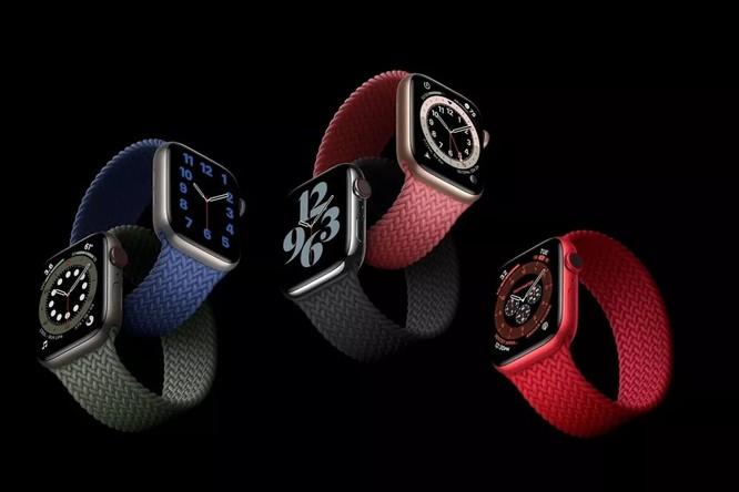 Apple ra mắt đồng hồ thế hệ 6 và iPad Air 4, đã có giá bán dự kiến tại Việt Nam ảnh 1