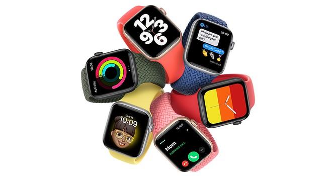 Apple ra mắt đồng hồ thế hệ 6 và iPad Air 4, đã có giá bán dự kiến tại Việt Nam ảnh 2