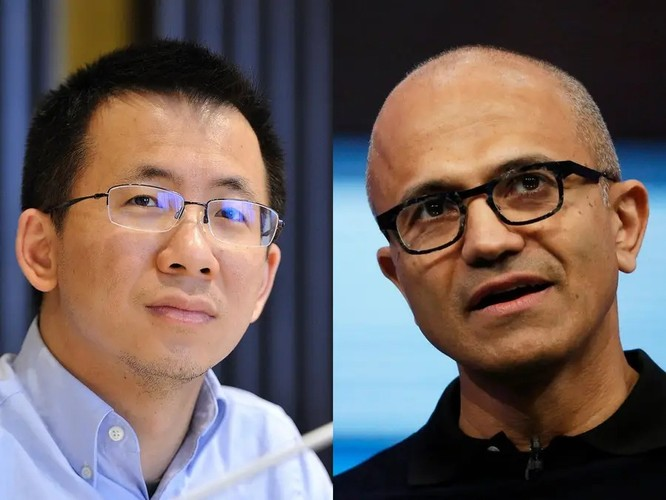 Vì sao Microsoft lại thất bại trong thương vụ mua lại TikTok? ảnh 1