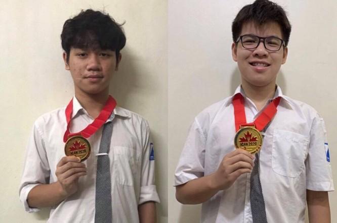 Hành trình từ ý tưởng đến giải đặc biệt iCAN 2020 của hai học sinh Hà Nội ảnh 2