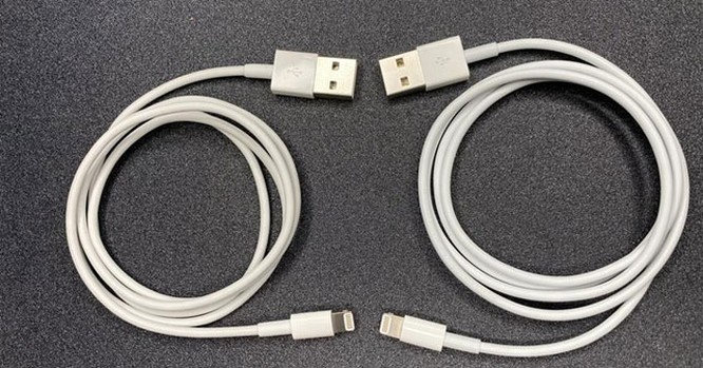 Cảnh giác với cáp Lightning giả có thể hack máy tính và điện thoại Apple ảnh 1