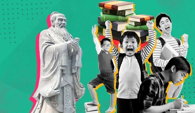Vì sao học sinh Trung Quốc giỏi Toán hơn các nước khác? ảnh 2