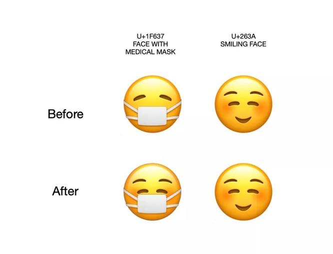 Apple giấu một nụ cười đằng sau biểu tượng cảm xúc mới? ảnh 2