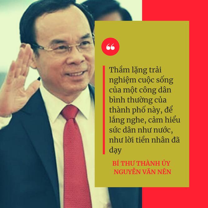 Bí thư thành ủy TP.HCM Nguyễn Văn Nên - Vì thành công nhân văn thời đại số ảnh 2