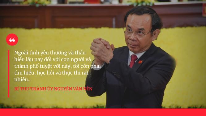 Bí thư thành ủy TP.HCM Nguyễn Văn Nên - Vì thành công nhân văn thời đại số ảnh 4