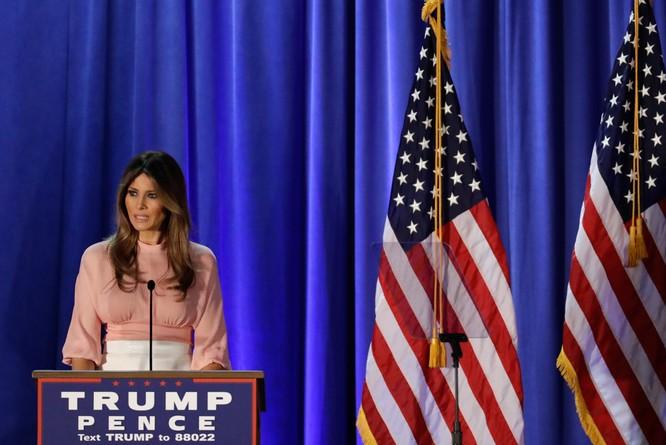 5 sự thật ít biết về đệ nhất phu nhân Melania Trump ảnh 1
