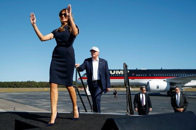 5 sự thật ít biết về đệ nhất phu nhân Melania Trump ảnh 3
