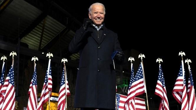 Bầu cử TT Mỹ 2020: Chỉ cần 6 phiếu đại cử tri nữa, ông Biden sẽ là Tổng thống thứ 46 của Mỹ ảnh 25