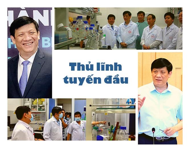 Tân Bộ trưởng Bộ Y tế Nguyễn Thanh Long - từ một góc nhìn báo chí ảnh 2