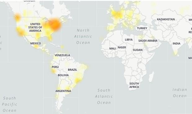 YouTube gặp lỗi trên toàn cầu ảnh 1