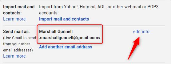 Hướng dẫn thay đổi tên hiển thị trên Gmail khác tên tài khoản Google ảnh 4