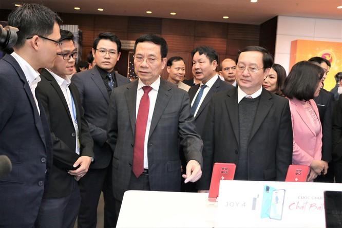 """Bộ trưởng Nguyễn Mạnh Hùng: """"Mục tiêu 100.000 DN công nghệ số năm 2030 có thể đạt được vào năm 2025"""" ảnh 1"""