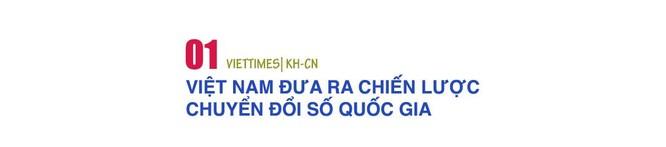 Alternative 01, Việt Nam đưa ra chiến lược chuyển đổi số quốc gia