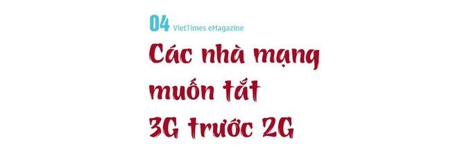 Phần 6: Việt Nam nên tắt 2G hay 3G? ảnh 9