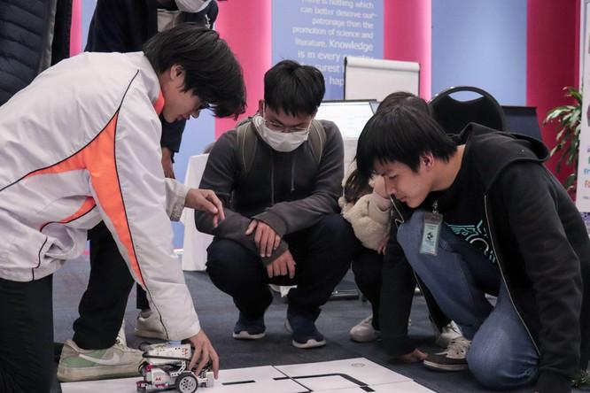 Tech Fair 2021 - Triển lãm khoa học và công nghệ thu hút các bạn trẻ Hà Nội ảnh 10