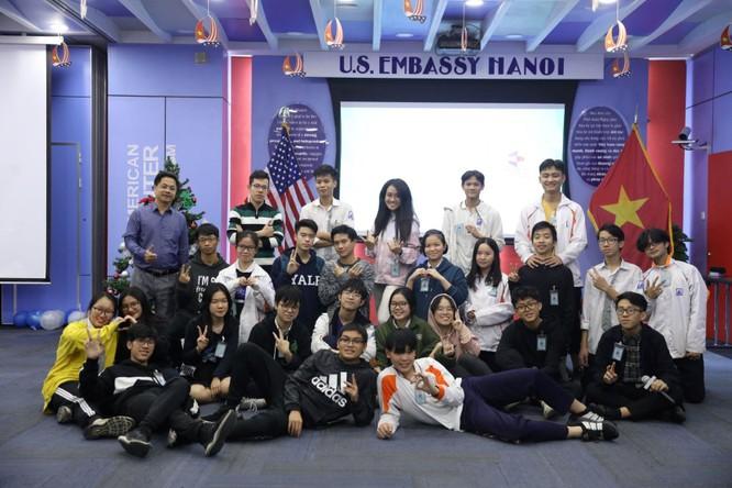 Tech Fair 2021 - Triển lãm khoa học và công nghệ thu hút các bạn trẻ Hà Nội ảnh 11