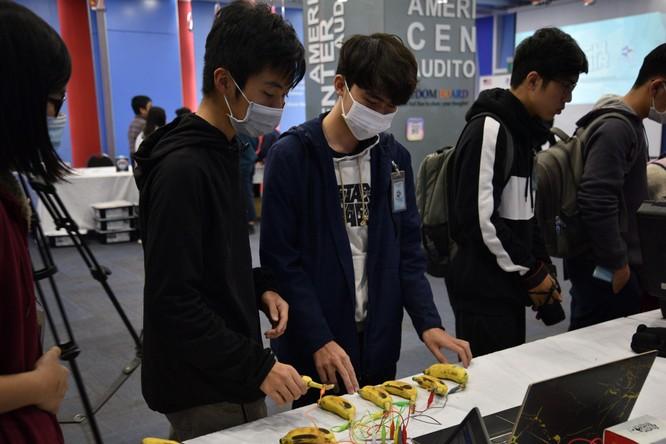 Tech Fair 2021 - Triển lãm khoa học và công nghệ thu hút các bạn trẻ Hà Nội ảnh 3