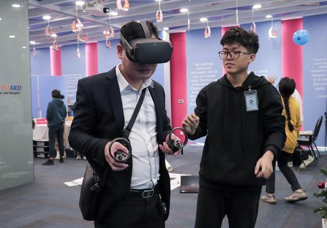 Tech Fair 2021 - Triển lãm khoa học và công nghệ thu hút các bạn trẻ Hà Nội ảnh 5