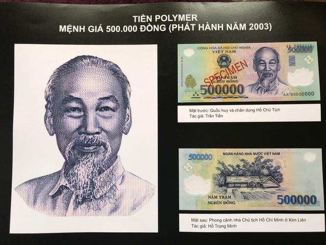 Hành trình 75 năm từ tiền giấy đến tiền polymer, vén màn bí mật sự cố truyền thông tiền polymer 2006 ảnh 2